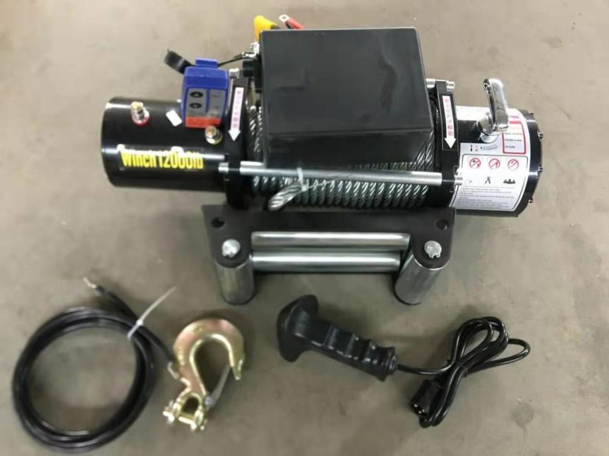 12V 4x4 Electric winch (6)
