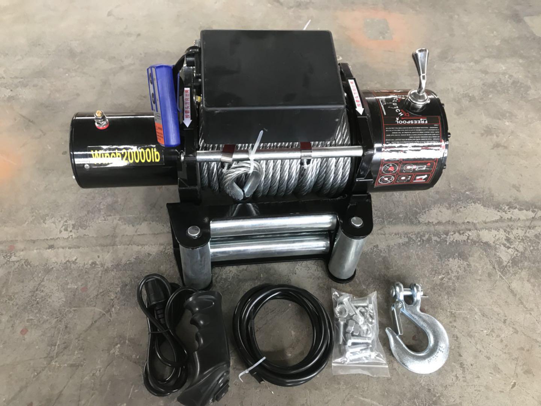 12V 4x4 Electric winch (7)