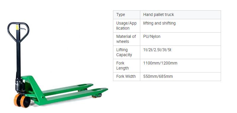 Hand pallet truck (1)